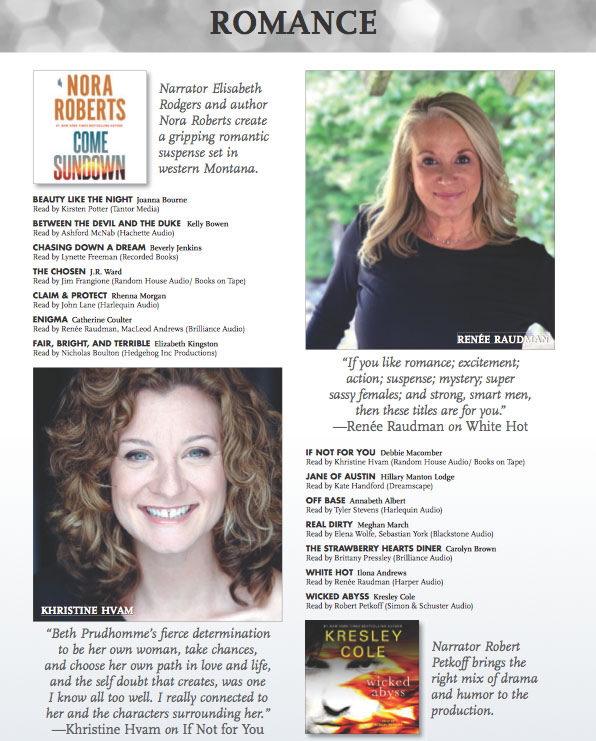 Page with Renee's Nomination