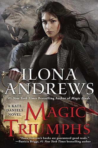 Cover of Magic TRoumphs